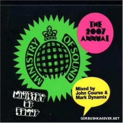 [Ministry Of Sound] The Annual 2007 [2007] / 2xCD / Australian Edition