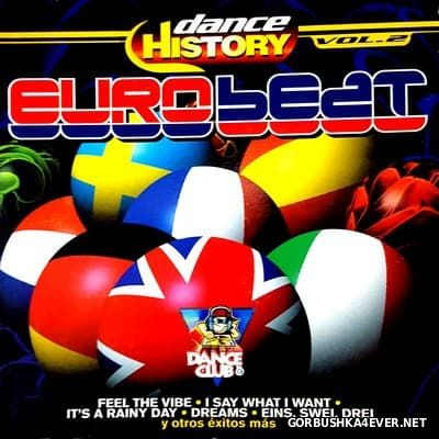 Dance History - Eurobeat vol 2 [1998]