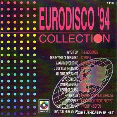 Eurodisco Collection '94 [1994]