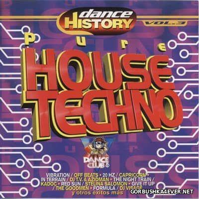 [CNR] Dance History vol 3 - Pure House Techno [1998]