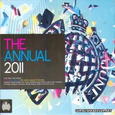 [Ministry Of Sound] The Annual 2011 [2010] / 3xCD / UK Edition