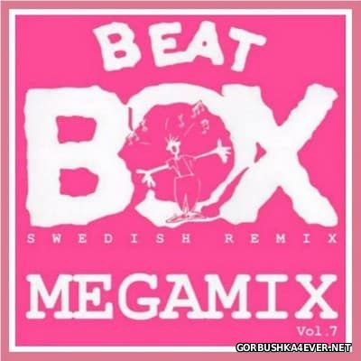 DJ SpaceMouse - Beat Box Megamix vol 7 [2017]