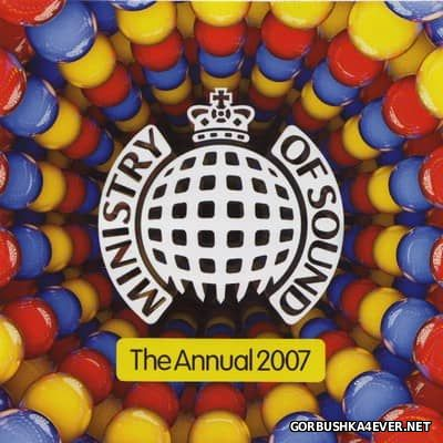 [Ministry Of Sound] The Annual 2007 [2006] / 2xCD / US Edition