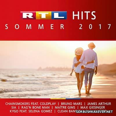 RTL - Hits Sommer [2017] / 2xCD