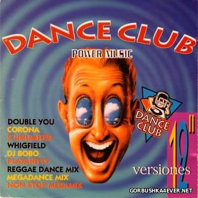 [CNR] Dance Club Power Music [1996]