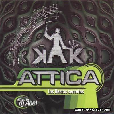 [Energy Network] Attica - Las Fiestas Secretas [1999] / 3xCD