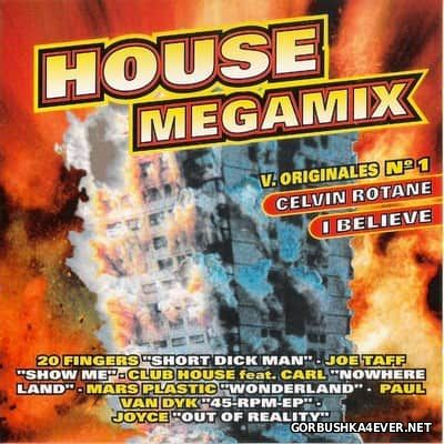 [Koka Music] House Megamix [1995]