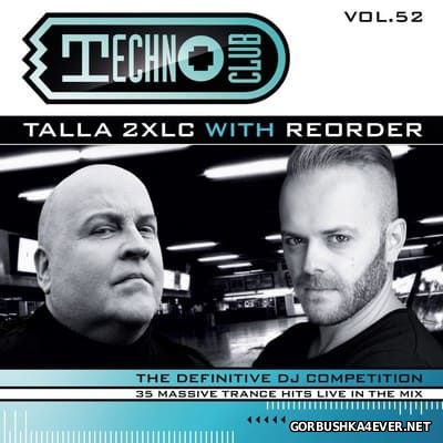 Techno Club vol 52 [2017] / 2xCD