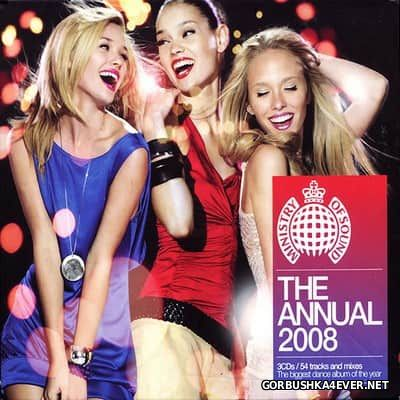 [Ministry Of Sound] The Annual 2008 [2007] / 3xCD / UK Edition