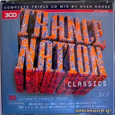 Trance Nation Classics [1997] / 3xCD