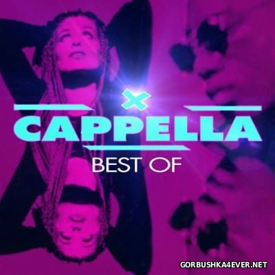 Cappella - The Best Of [2017] / 2xCD