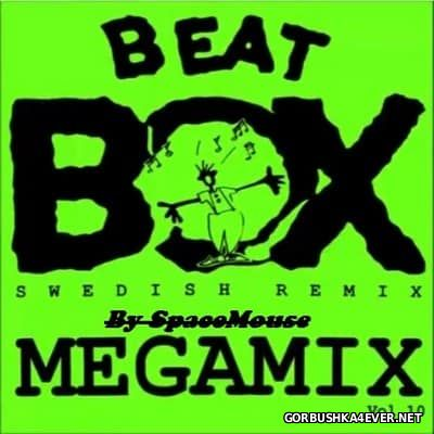 DJ SpaceMouse - Beat Box Megamix vol 10 [2017]