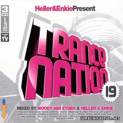 Trance Nation 19 [2004] / 3xCD