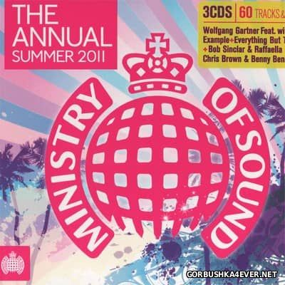 [Ministry Of Sound] The Annual Summer 2011 [2011] / 3xCD