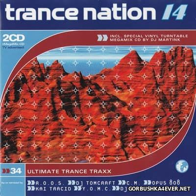 Trance Nation 14 [1998] / 3xCD