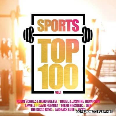 Sports Top 100 vol 1 [2017] / 2xCD / Mixed by DJ Deep
