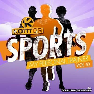 Kontor Sports - My Personal Trainer vol 10 [2017]
