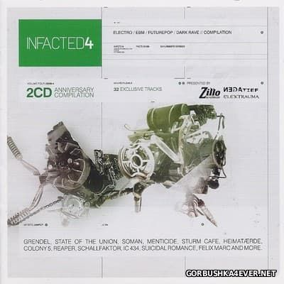 Infacted Compilation vol 4 [2008] / 2xCD