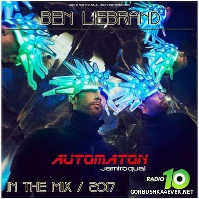 Ben Liebrand - [Radio 10] In The Mix [2017-05-20] / Jamiroquai Special