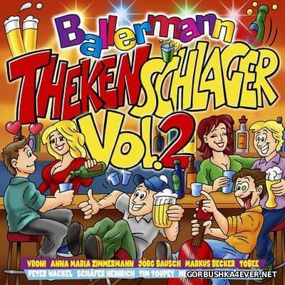 Ballermann Thekenschlager vol 2 [2015]