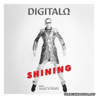 Digitalo - Shining (Remixes) [2017]