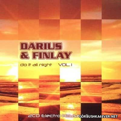 Darius & Finlay - Do It All Night vol 1 [2010] / 2xCD