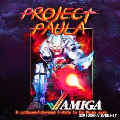 Project Paula - Amiga [2017]