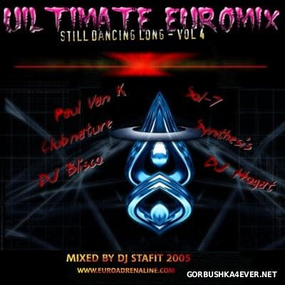DJ Stafit - Ultimate Euromix vol 4 [2005]