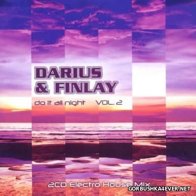 Darius & Finlay - Do It All Night vol 2 [2011] / 2xCD