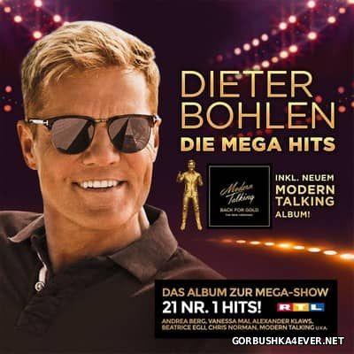 Dieter Bohlen - Die Megahits [2017] / 2xCD