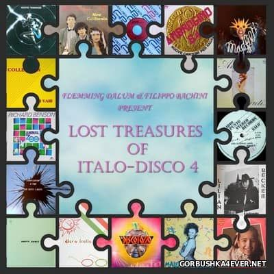 Flemming Dalum & Filippo Bachini - Lost Treasures Of Italo-Disco 4 [2017]