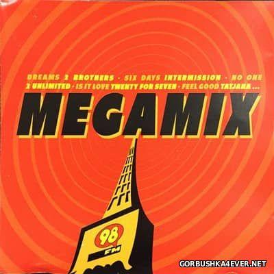 [Polygram] Megamix 98 FM [1994]