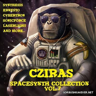 SpaceSynth Collection Mix 7 [2017] by Cziras