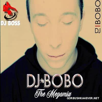 DJ Ridha Boss - DJ Bobo Megamix 3 [2017]