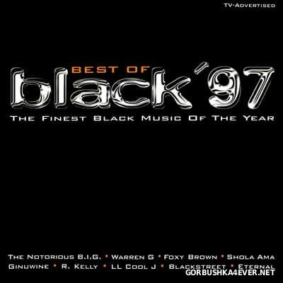 Best Of Black '97 - The Finest Black Music Of The Year [1997] / 2xCD