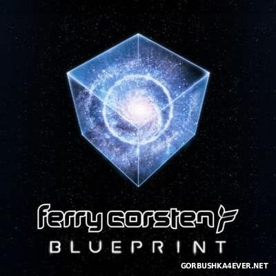 Ferry Corsten - Blueprint [2017] / 2xCD