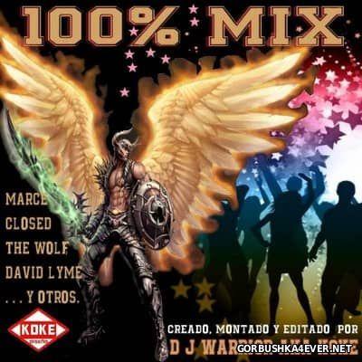 DJ Warrior aka Koke - 100% Mix [2017]