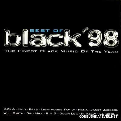 Best Of Black '98 - The Finest Black Music Of The Year [1998] / 2xCD