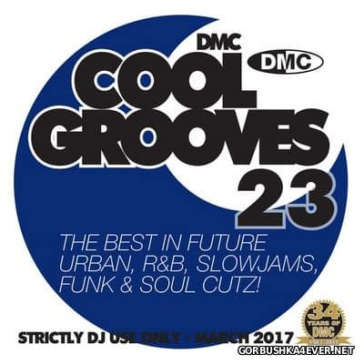 [DMC] Cool Grooves vol 23 [2017]