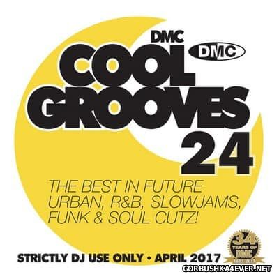 [DMC] Cool Grooves vol 24 [2017]
