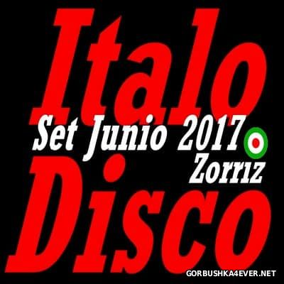 ItaloDisco Junio Set [2017] by Zorriz
