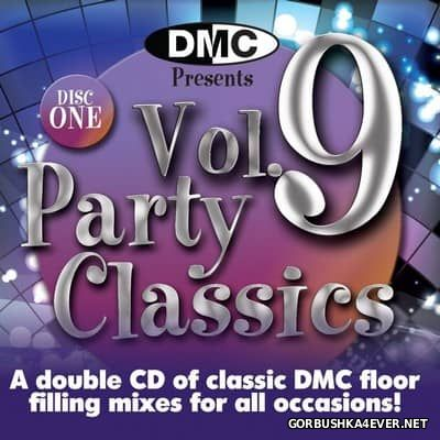DMC Party Classics - The Ultimate Collection Of Party Mixes - vol 09 [2013] / 2xCD