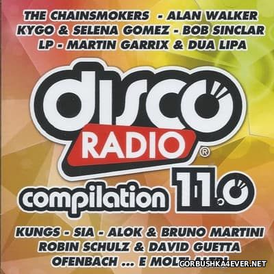 Disco Radio Compilation 11.0 [2017] / 2xCD