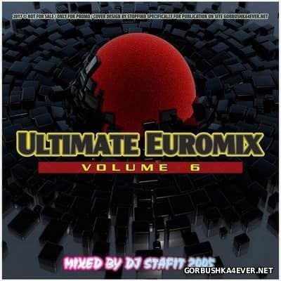 DJ Stafit - Ultimate Euromix vol 6 [2005]