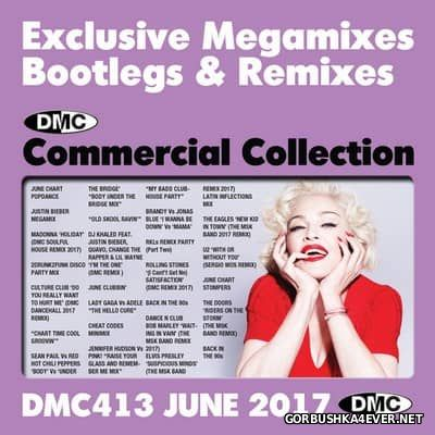 DMC Commercial Collection 413 [2017] June / 3xCD