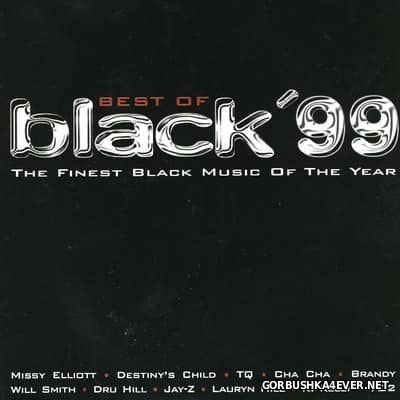 Best Of Black '99 - The Finest Black Music Of The Year [1999] / 2xCD