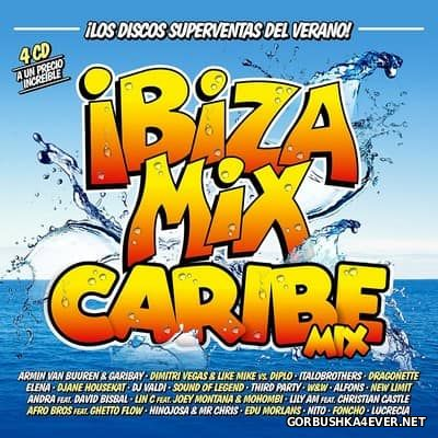 Ibiza Mix & Caribe Mix 2017 / 4xCD