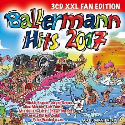 Ballermann Hits 2017 (XXL Fan Edition) [2017] / 3xCD
