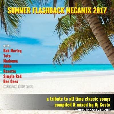 DJ Kosta - Summer Flashback Megamix 2017