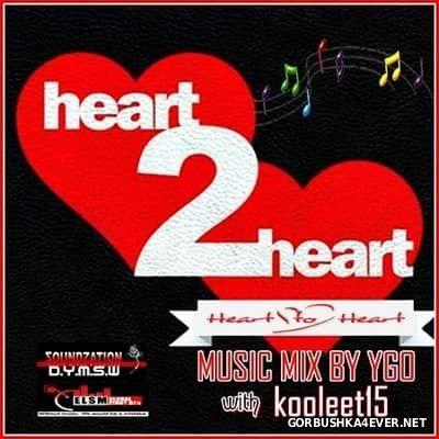 DJ YGO & Kooleet15 - Heart 2 Heart vol 1 [2014]